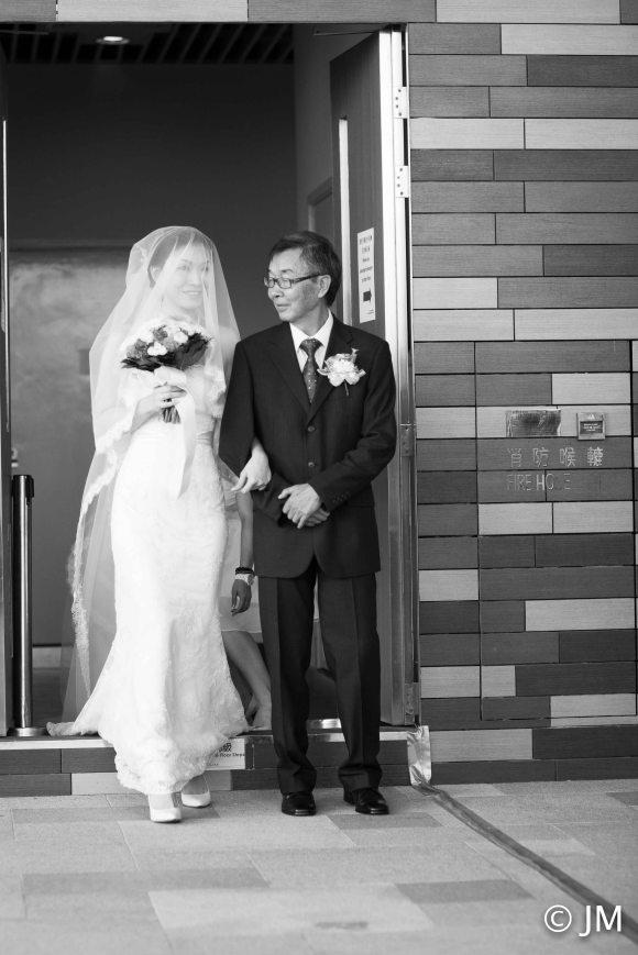 Darren and Christina Wedding 1